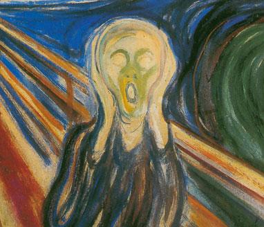 Edvard Munch L Urlo 1893